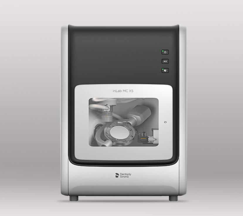 inLab MC X5 Fräsmachine von Dentsply Sirona